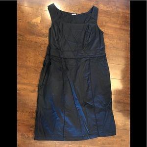 eShakti Navy Dress